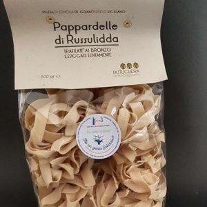 Pappardelle Di Russulidda