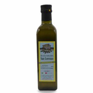 Olio Biologico San Lorenzo Extra Vergine 500ml