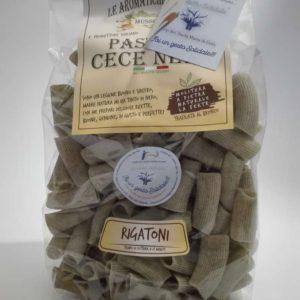 Rigatoni Di Cece Nero