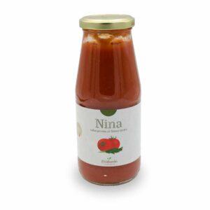 Salsa Pronta Al Finocchietto  Nina – Bottiglia Da 410gr